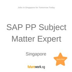 233 Best Jobs in Singapore images in 2019 | Part time jobs