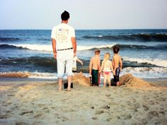 """Photo submitted by Sharon W.- """"Grandpops loves OBX beaches too!"""""""
