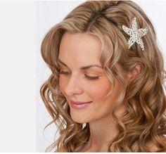 beach wedding hair #hairstyles