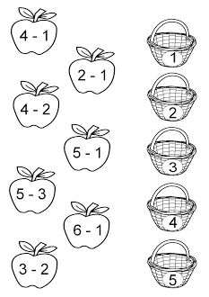 Fotka: English Worksheets For Kids, Kindergarten Math Worksheets, Math Literacy, School Worksheets, Preschool Curriculum, Math Classroom, Preschool Activities, Abc Coloring Pages, Math Sheets