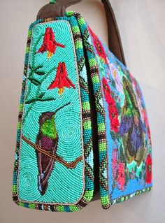 Bolsas de miçangas beads bag  http://www.beadshop.com.br/?utm_source=pinterest&utm_medium=pint&partner=pin13