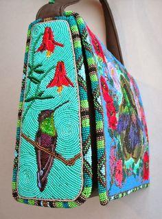 Bolsas de miçangas beads bag  http://www.beadshop.com.br/?utm_source=pinterest&utm_medium=pint&partner=pin13