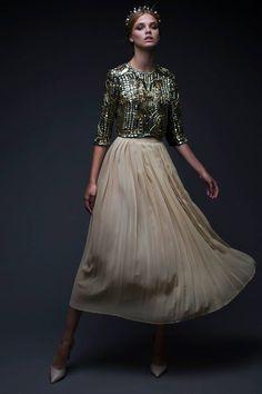 Mis Queridas Fashionistas: Chana Marelus Fall Winter 2015-2016 (Evening dresses and wedding)