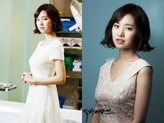 Doctor Stranger, Girls Dresses, Flower Girl Dresses, Jin, Wedding Dresses, Fashion, Dresses Of Girls, Bride Dresses, Moda