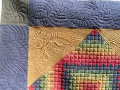 Trip Around the World by Jessica's Quilting Studio, via Flickr