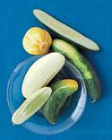 Cucumber Salad with Sour Cream and Dill Dressing - Martha Stewart Recipes