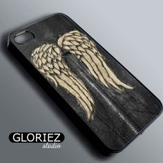 Daryl dixon the walking dead iPhone 4/4s/5 Case by GloriezStudio, $15.00