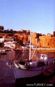Antalya - Eski Fotoğraflar