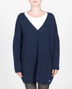 R-Collection Oversize cardigan
