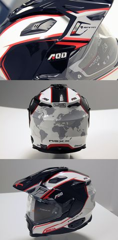 c23cbd6dbb8f9 This is such a cool dual sport and adventure helmet! Nexx came up with this
