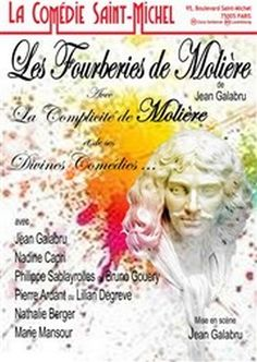 LES FOURBERIES DE MOLIERE par Jean GALABRU