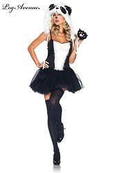 COSTUME 2 PIÈCES PANDA JOUEUR  http://www.prod4you.com/#!costumes-deguisements-sexy/c1juw