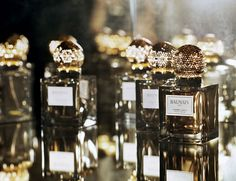 I have a collection of bottles of Parfums...