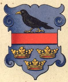 Arms (crest) of Kingdom of Galicia