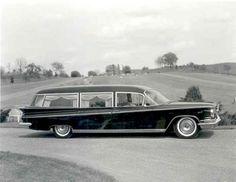 1959 Buick hearse