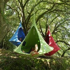 Camping chairs? Yes!