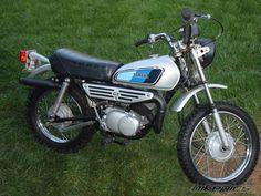 1978 Yamaha GT 80. My first bike.