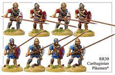 Ancient Carthaginian - Carthaginian Or Macedonian Pike - RR030