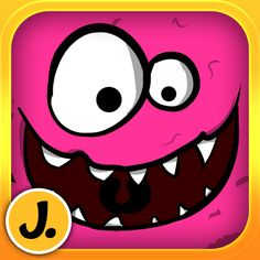 #AppyReview by Jo Booth @appymall My Monsters - Puzzle Game For Kids Another great puzzle app from Jump App! It is similar in format to their other puzzle apps - Vehicle Puzzles and Animal Puzzles, but there is another layer of complexity with a choice of 4, 9, or the new 16 piece puzzles. Puzzles are laid out in a grid format, meaning all the pieces are squared. This means that you must rely on your ability of form completion or