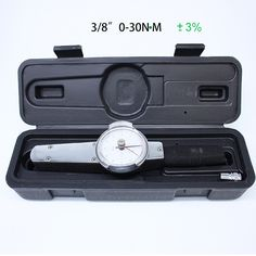"""66.31$  Buy here - http://aliwp7.worldwells.pw/go.php?t=32719373645 - """"Professional Torque Tool Torque Wrench 3/8DR"""""""" 0-30Nm ACD Analog Dial Torque Wrench Tool"""" 66.31$"""