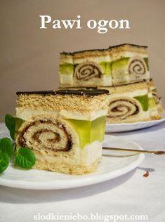 Traditional Scandinavian Desserts – Amazing Homes Polish Desserts, Polish Recipes, Baking Recipes, Cake Recipes, Dessert Recipes, Scandinavian Desserts, Dessert Original, Different Cakes, Savoury Cake