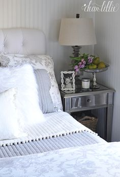 Dear Lillie: Switching up the Guest Room