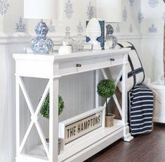 Coastal Furniture, Farmhouse Furniture, Colorful Furniture, Coastal Decor, Coastal Rugs, Kitchen Furniture, Coastal Colors, Coastal Style, Furniture Stores