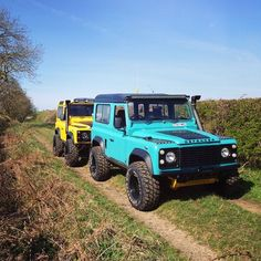 UNITED COLORS OF LAND ROVER