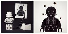 Target Practice Trooper