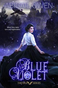 Blue Violet – Abigail Owen Black Orchid, Sci Fi Fantasy, New Girl, Dahlia, Fairy Tales, Movie Posters, Blue, Film Poster, Fairytail
