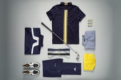 Men's Golf - Shop the latest J.Lindeberg Golf for Men