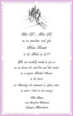 9 best wedding shower invitations images on pinterest invitation bridal shower invitations shower invitations wedding shower sample wedding shower invitations 486x774 bridal shower invitation wording filmwisefo
