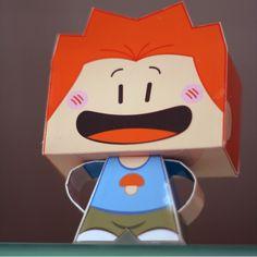 Johan est l'un des deux personnage du strip Plume & Johan, imaginé par le graphiste/illustrateur Johan Vinet. Une BD que l'on peut suivre sur Lordyoyo.com ou sur le site de l'auteur… Basé sur le fameux modèle Coobie d'ADMSXT (bien modifié…