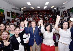 Mujeres con Héctor Yunes