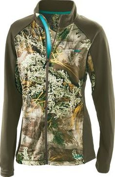Cabela's Women's OutfitHER™ Lifestyle Full-Zip Jacket : I MUST have one!!! They're so comfy!