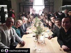 Y en Milán no fue todo trabajar. También fue disfrutar de afterworks con amigos. #Repost @nachocabreragil.  #bulthaupfriends #bulthaup #milan #salonimilano #milano #igers #denia #design #interiordesign #architecture #inspiration #arquitectura #decor #designer #homedecor #style #home #decoracion  #interiorismo #friends #team #spainish