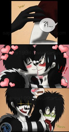 Adventures with jeff the killer page 43 by sapphiresenthiss more