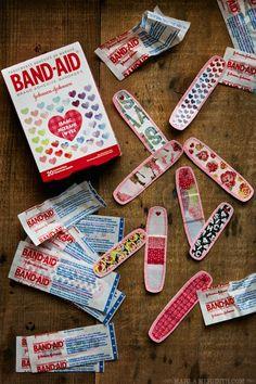 LOVE these Issac Mizrahi Band-Aids®   MarlaMeridith.com #Ad