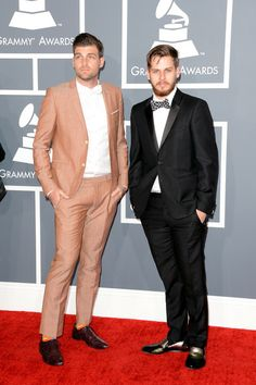 Cubbie Fink and Mark Foster