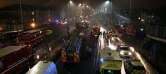 Εκτακτο: Εκρηξη σε συγκρότημα διαμερισμάτων στο Λονδίνο -Φόβοι για θύματα
