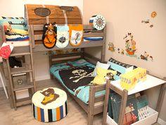 FLEXAes una marca fundada en Dinamarca en 1972, especializada en el diseño, fabricación y comercialización de soluciones interiores con estilo escandinavo para la habitación de los niños. Todos los ambientesde la marca están diseñados para crear ambientes seguros y estimulantes que se adaptan a la edad de cada niño. Si hay algo que distingue a …