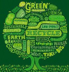 What does Living the Green mean to you?
