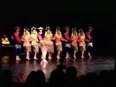 Dinggu Dance, Southeast Sulawesi, Indonesia
