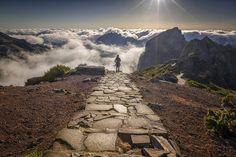 Pico do Arieiro #Madeira #Portugal