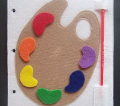 DIY Felt Quiet Books - with templates! links to supply lists and templates. Oh my, what a time extensive project this will be... if I ever get to it.