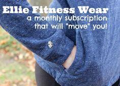 Ellie Fitness Wear is monthly motivation! #style #LoveEllie #sponsored