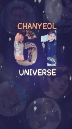 Chanyeol #exo #universe #cafeuniverse