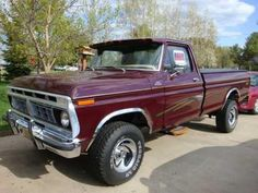- 1976 Ford F150