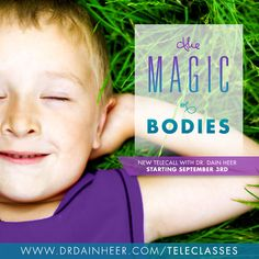 What if your body has the capacity to heal … you, others and the earth?   Listen to this clip for more on the magic of your body!