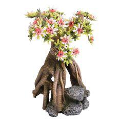 Top Fin® Asian Cherry Blossom Tree Aquarium Ornament | Ornaments | PetSmart